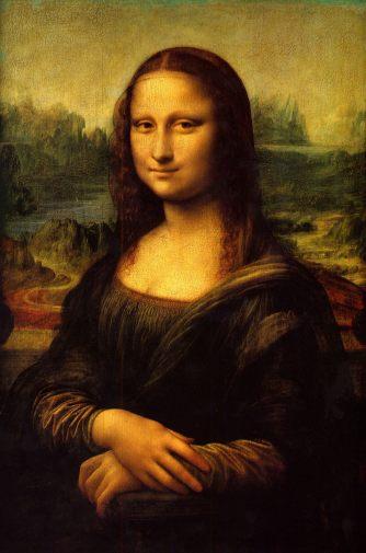 Leonardo da Vinci - Mona Lisa 1517