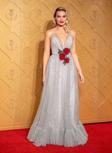 Margot Robbie in Rodarte Spring 2019
