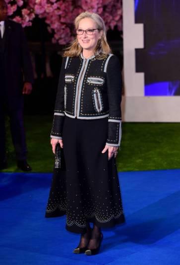 Meryl Streep in Elie Saab Pre-Fall 2018-1