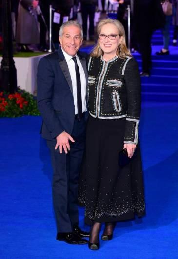 Meryl Streep in Elie Saab Pre-Fall 2018-2