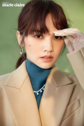 Rainie Yang for Marie Claire Taiwan January 2019-1