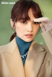 Rainie Yang for Marie Claire Taiwan January 2019-1