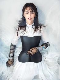 Rainie Yang for Marie Claire Taiwan January 2019