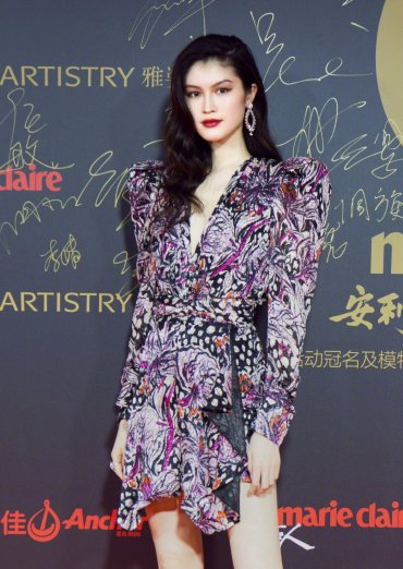 Sui He in Dundas Spring 2019-2