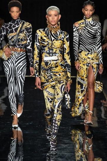 Versace Pre-Fall 2019 Look 11