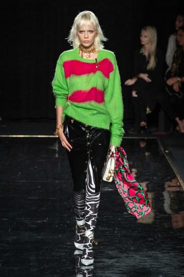 Versace Pre-Fall 2019 Look 25