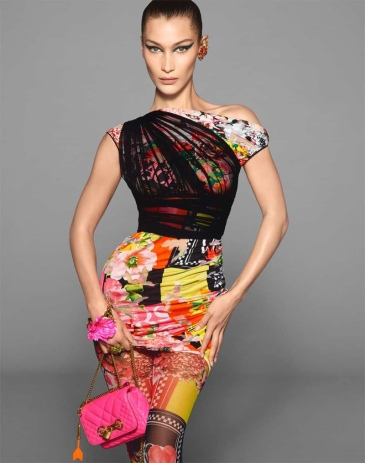 Versace Spring 2019 Campaign-3