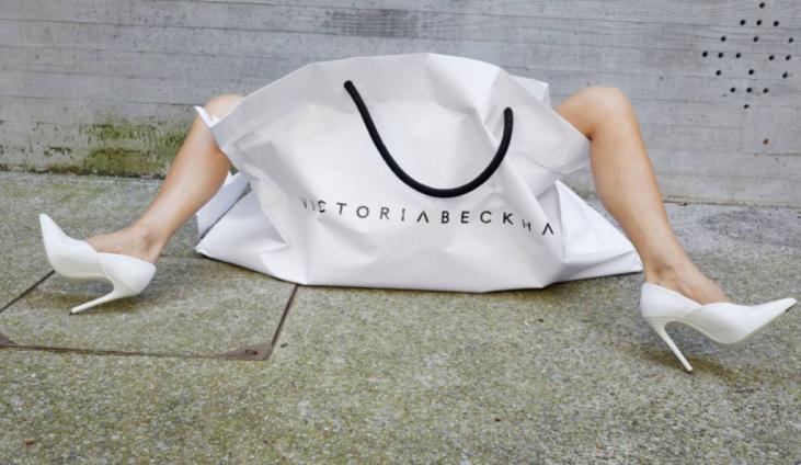 Victoria Beckham 10th Anniversary Campaign