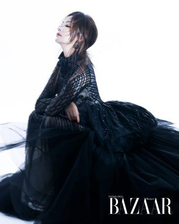 Zhao Wei for Harper's Bazaar Vietnam January 2019 -2