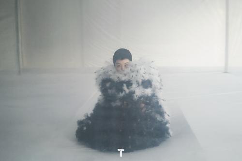 Zhou Dongyu for T magazine China December 2018-4