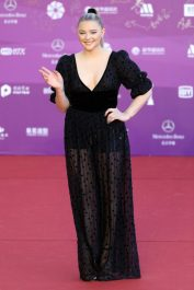 Beijing International Film Festival opening, China - 15 Apr 2018