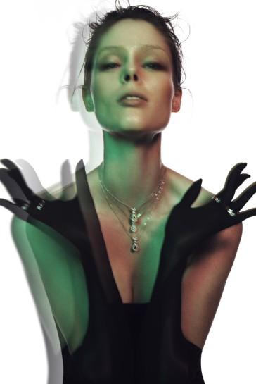 Coco Rocha for SLIMI Magazine The Art Issue 2018-8