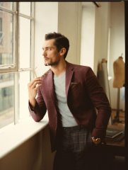 David Gandy for Mango Icon of Style New collaboration-5