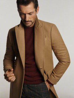 David Gandy for Mango Icon of Style New collaboration-8