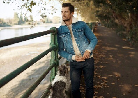 David Gandy for Mango Icon of Style New collaboration-9