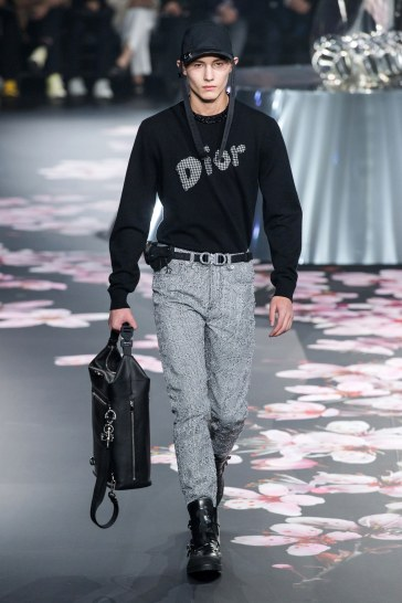 Dior Men Pre-Fall 2019 Look 12