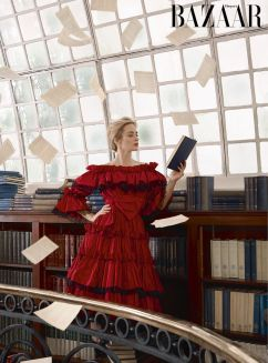 Emily Blunt Harper's Bazaar UK January 2019-4