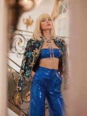 Jessica Stam Harper's Bazaar Kazakhstan December 2018-4