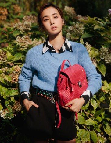 Jolin Tsai for L_Officiel China December 2018-6