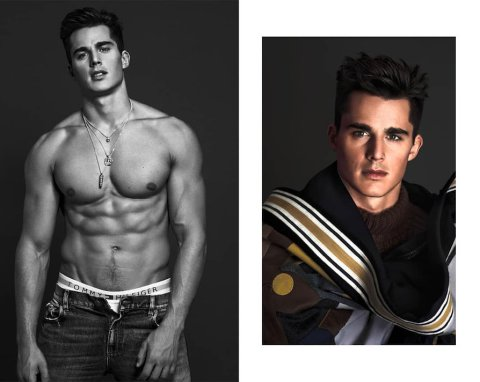 Pietro Boselli for L'officiel Homme Poland Fall Winter 2018-1