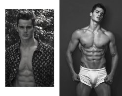 Pietro Boselli for L'officiel Homme Poland Fall Winter 2018-2