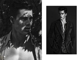 Pietro Boselli for L'officiel Homme Poland Fall Winter 2018-7
