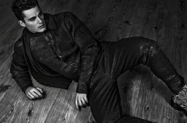 Pietro Boselli for L'officiel Homme Poland Fall Winter 2018-8