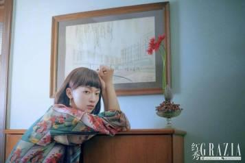 Wu Jing Yen for Grazia China November 2018-3