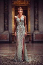 atelier versace spring 2019 couture look 1
