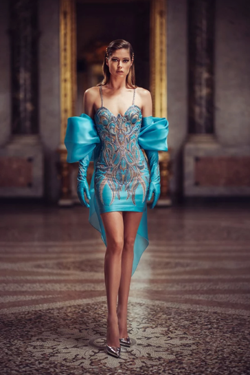 atelier versace spring 2019 couture look 13