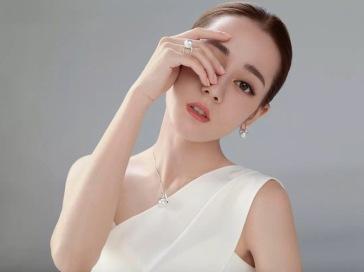 dilraba for mikimoto 2019 campaign-4