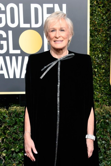 glenn close in armani prive-1