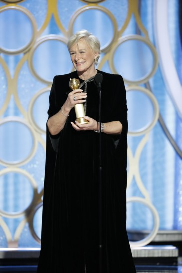 glenn close in armani prive-2