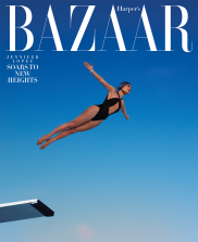 jennifer lopez for harper's bazaar us february 2019 cover b
