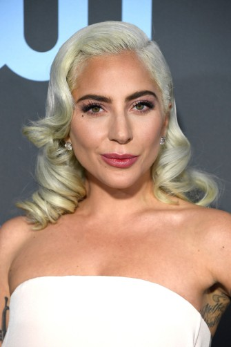lady gaga in calvin klein by appointment-5