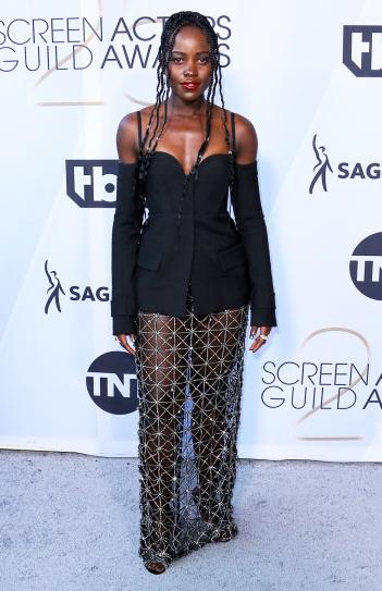 25th Annual SAG Awards - Arrivals, Los Angeles, USA - 27 Jan 2019