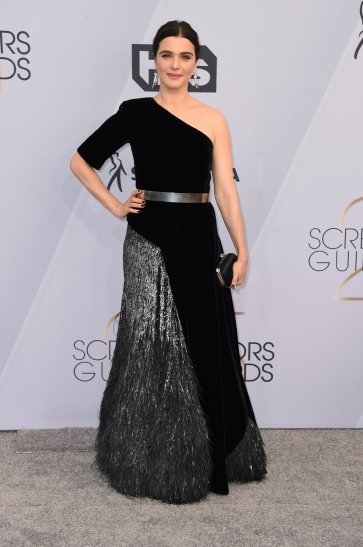 rachel weisz in givenchy fall 2018 couture