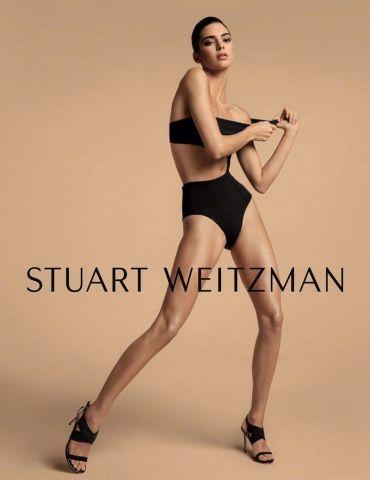 Stuart Weitzman Spring 2019 Campaign-3