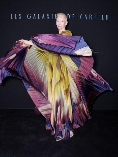 tilda swinton in iris van herpen spring 2019 couture-2