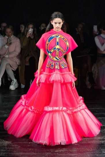 viktor & rolf spring 2019 couture look 12