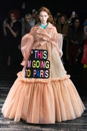viktor & rolf spring 2019 couture look 4
