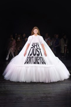 viktor & rolf spring 2019 couture look 7