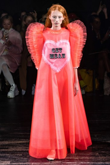 viktor & rolf spring 2019 couture look 9