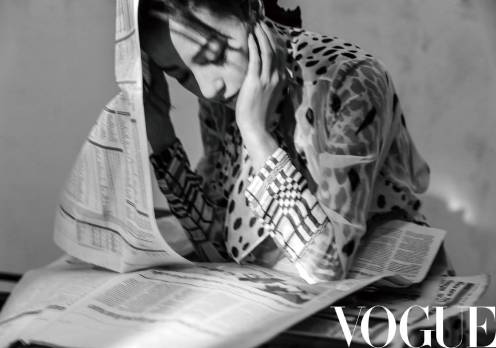 zhao wei for vogue china february 2019-1