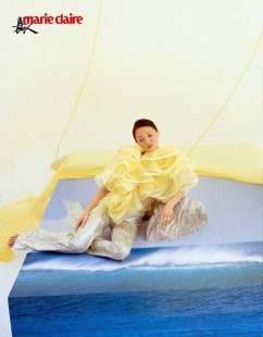zhou xun for marie claire china february 2019-3