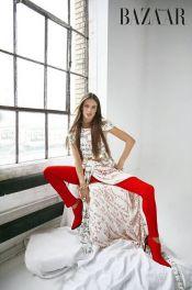 Alessandra Ambrosio for Harper's Bazaar Vietnam February 2019-3