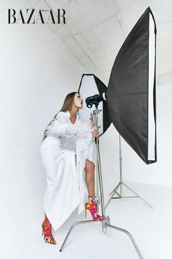 Alessandra Ambrosio for Harper's Bazaar Vietnam February 2019-5