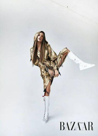 Alessandra Ambrosio for Harper's Bazaar Vietnam February 2019-6
