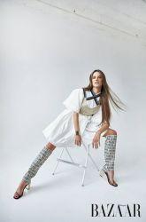 Alessandra Ambrosio for Harper's Bazaar Vietnam February 2019-8