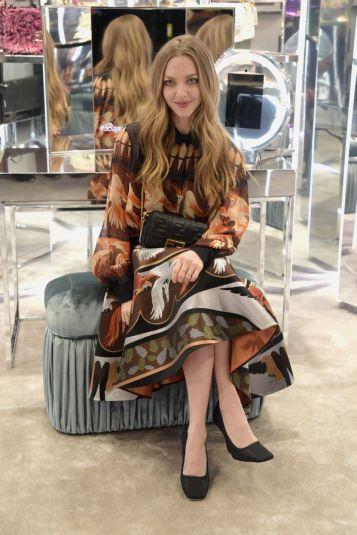 Amanda Seyfried in Fendi Spring 2019-3
